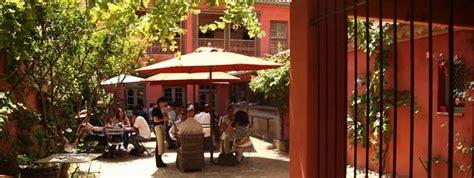 restaurant le patio beziers la maison de petit