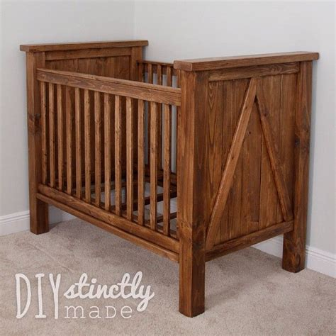 Baby Crib Design Plans by Woodworking Baby Crib Woodworking Projects Plans