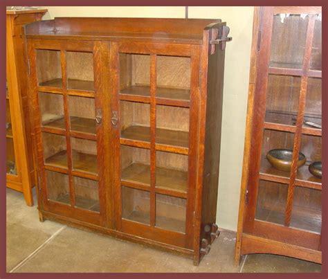 voorhees craftsman mission oak furniture early gustav