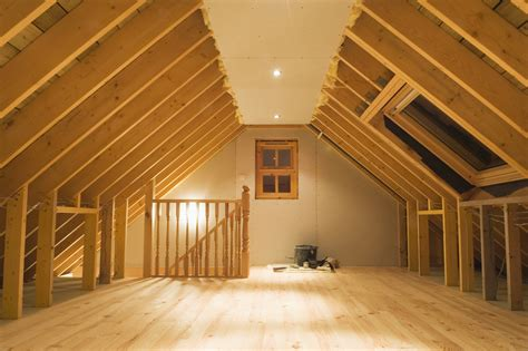 attic work space five improvements that can devalue your home aol money uk