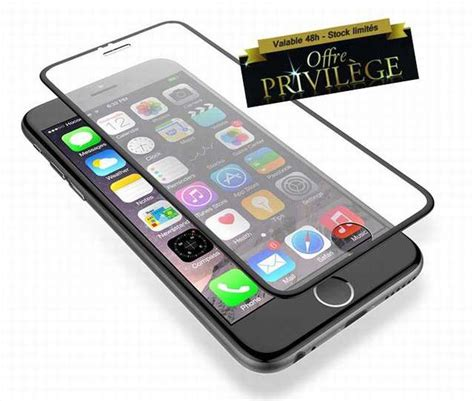 verre iphone 6 cas protecteur d 168 166 cran tremp 168 166 heju deco diy lifestyle