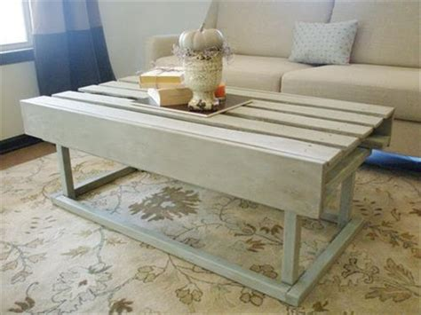 Easy Pallet Coffee Table An Easy Way To Make Pallet Coffee Table Pallets Designs