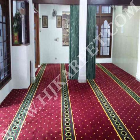 Karpet Masjid Turki Berkualitas Berbagai Tipe karpet musholla nurul hidayah hjkarpet karpet masjid