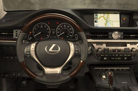 2013 lexus es 350 dashboard