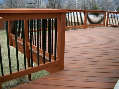 glass deck balusters how to paint deck balusters