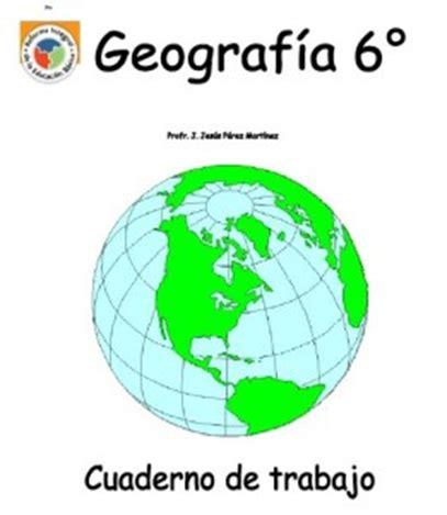 caratulas para 6 grado cuaderno de trabajo de geograf 237 a de 6 176 de primaria