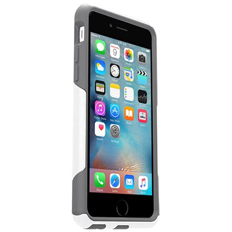apple iphone 6 6s 4 7 inch otterbox white gray
