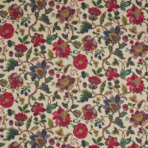 country fabric amanpuri fabric original chintz dcouam202 sanderson