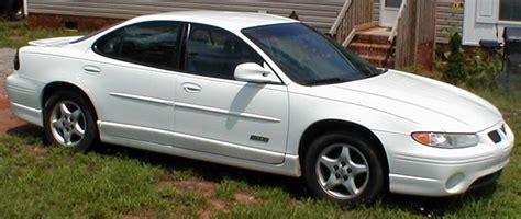 1998 pontiac grand prix gtp parts 1998 pontiac gran prix gtp