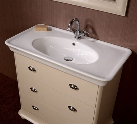 3 drawer bathroom vanity valencia cream 900mm 3 drawer vanity unit