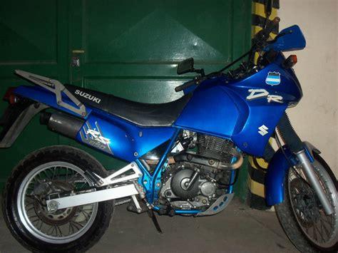 Suzuki Dr 650 Rs Pin Suzuki Dr650 Rs Inzercia Motocykle Enduro