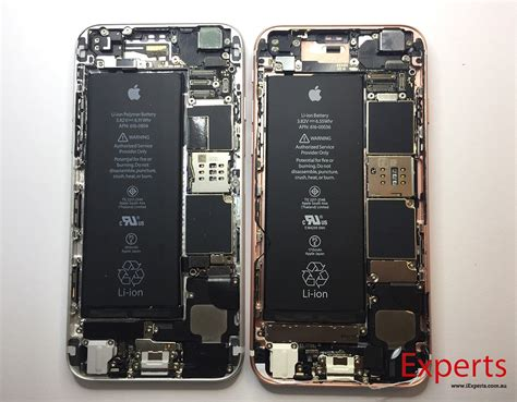 teardown  guts   apple iphone