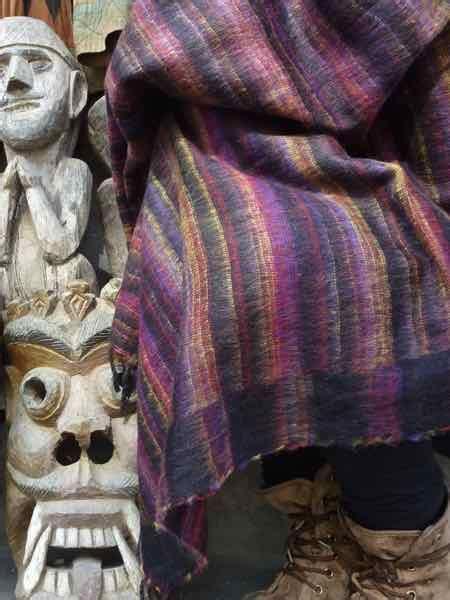Himalayan Handmades - ethnic indian shawls himalayan handmades