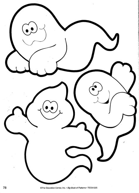 cute ghost coloring page cute halloween ghost coloring pages