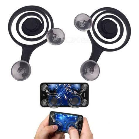 Mobile Joystick For Gaming Bulat Versi 3 mobile joystick mobile phone rockers 2 pcs free shipping dealextreme