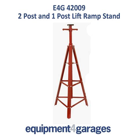 rotary floor jacks post lift stands for 2 post lift