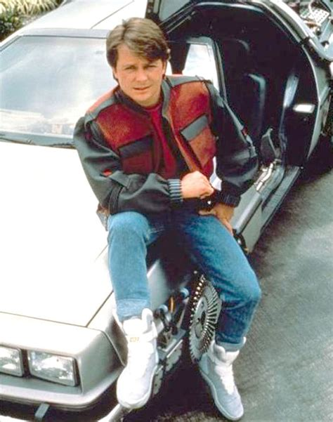 michael j fox back to the future 2 michael j fox revisits his back to the future days with