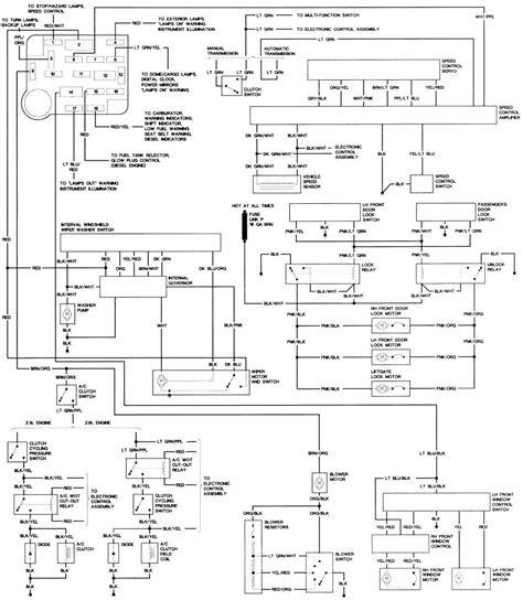 ford  fuel gauge wiring diagram