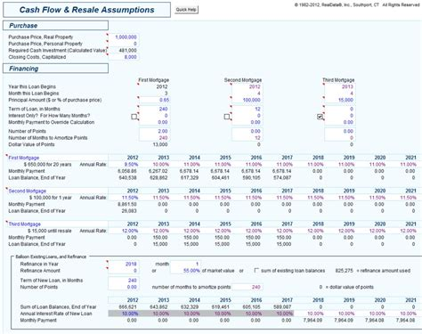Real Estate Investment Analysis Spreadsheet by Real Estate Investment Worksheet Lesupercoin Printables