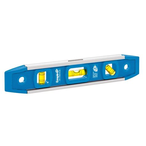 Waterpass Magnet 9 Inch Magnetic Torpedo Level 9 Inch Murah empire 9 in torpedo level 587 24 the home depot