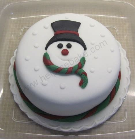 easy christmas cake decorating ideas simple cake decoration ideas happy holidays