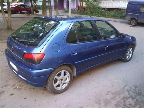 peugeot automatic for sale 1997 peugeot 306 pictures 2 0l gasoline ff automatic