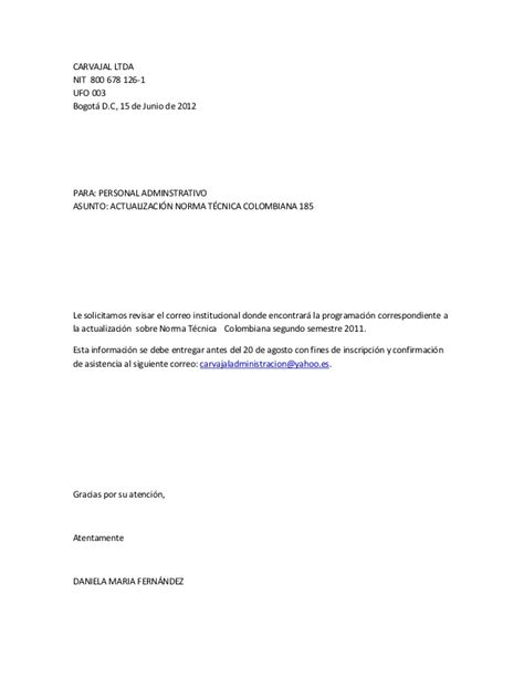 Service Disappointment Letter Circular Interna