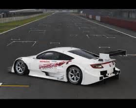Honda Nsx Concept Gt Honda Nsx Concept Gt Hybrid Prototype For 2014