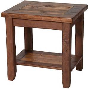 End Table Ideas by 25 Best Ideas About Rustic End Tables On Pinterest End