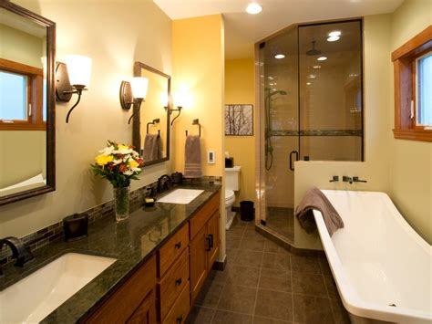 arts and crafts bathroom arts crafts bathrooms pictures ideas tips from hgtv