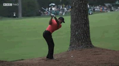 tiger woods slow mo swing final round masters gifs adamsarson com