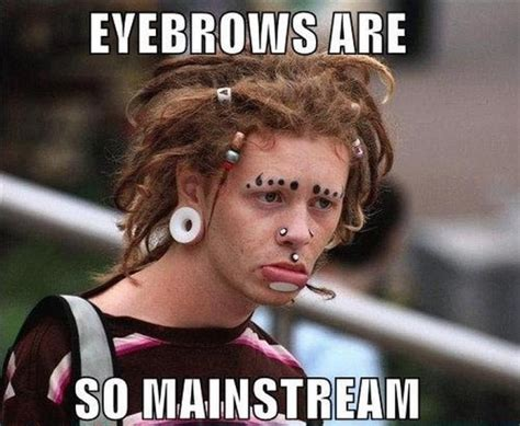 Eyebrows Internet Meme - 20 eyebrow memes that are totally on fleek sayingimages com