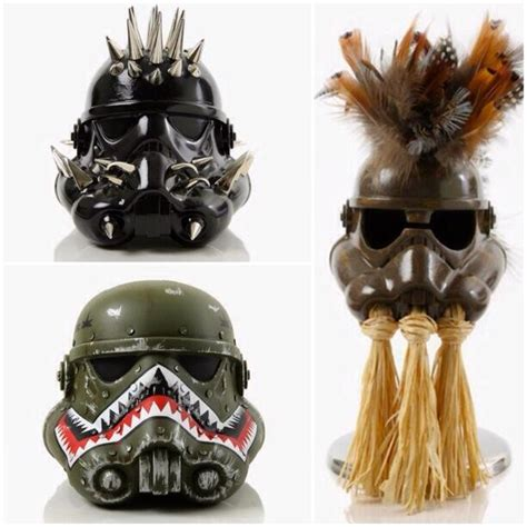 stormtrooper helmet design game creepy and creative custom stormtrooper helmets geektyrant