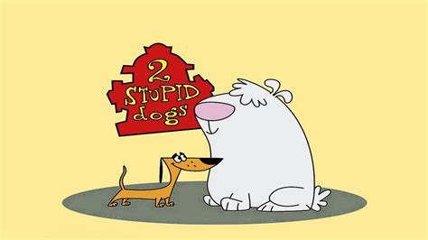 two stupid dogs 2 stupid dogs intro piano