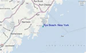 Map Of New York Beaches by Rye Beach New York Tide Station Location Guide