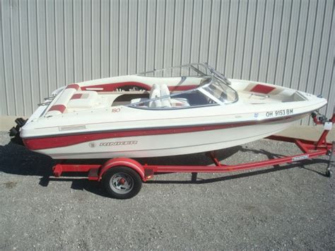 rinker boats phone number 1995 rinker 180 br for sale in russells point oh 43348