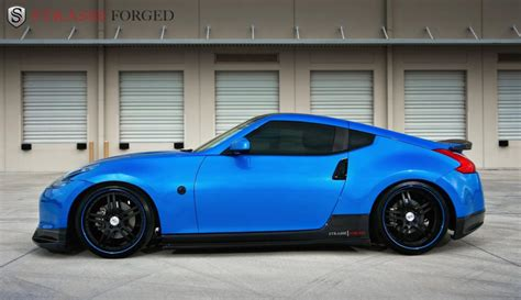 nissan 370z custom blue feeler selling my manual monterey blue 370z nissan 370z