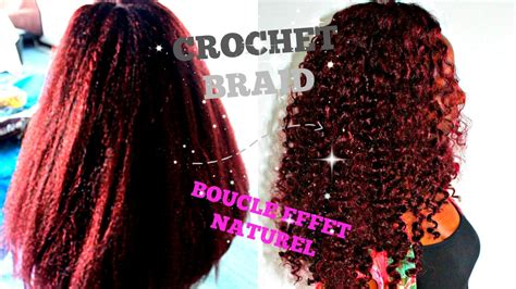 crochet braids in ct crochet braid lisse amazing rase sur un ct seulement elle