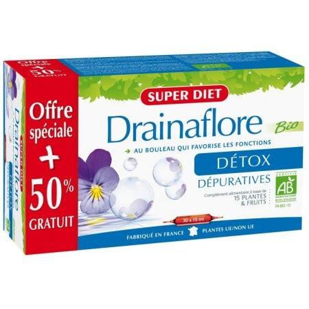 Fox Detox Coupon Code 20 by Diet D 233 Tox Drainaflore Bio 10 Oules