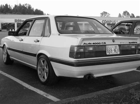 how to learn about cars 1986 audi 4000s lane departure warning rennis 1986 audi 4000 specs photos modification info at cardomain