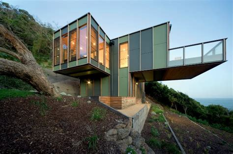 neocribs modern australian house design tree house
