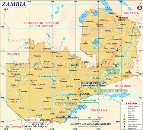 mining investment drives zambias development zambia