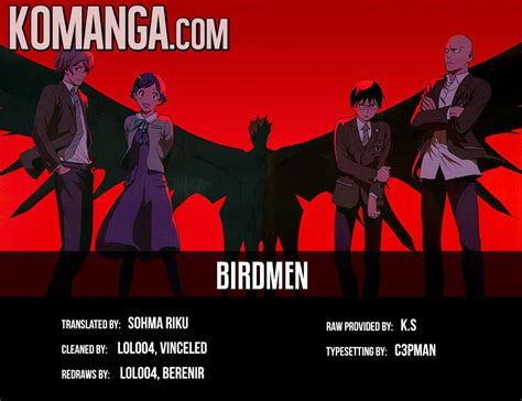 Birdmen Vol 08 Tanabe Yellow birdmen 0 1 birdmen chapter 0 1 birdmen 0 1