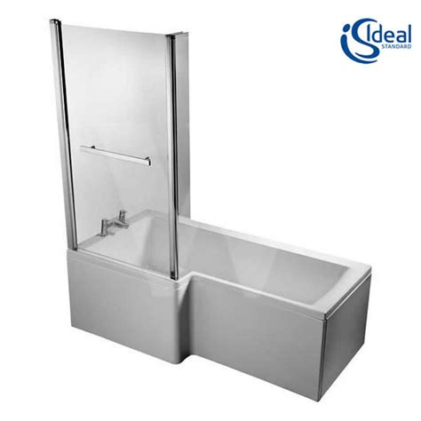 ideal standard concept shower bath ideal standard concept space square idealform shower bath