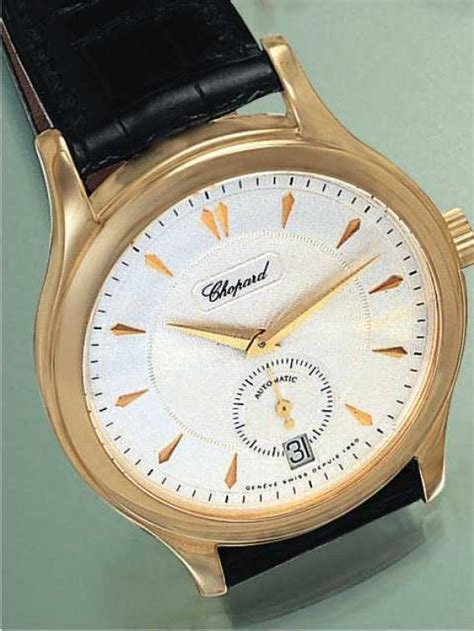 Chopard C 1905 la cote des montres ench 232 res chopard quot l u c 1 96 quot no 153 1860 movement no 1000699 ref