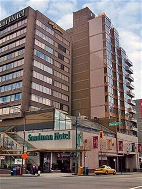 sandman inn vancouver 1000 images about everything canadian on