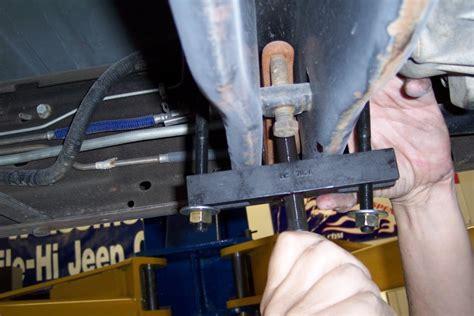 Bar Removal Torsion Bars Ranger Forums The Ultimate Ford Ranger