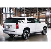 2018 Chevrolet Tahoe RST Is Ready To Pound Pavement