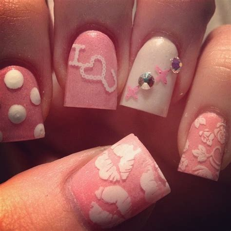 valentine s day nail designs 2016 nail styling