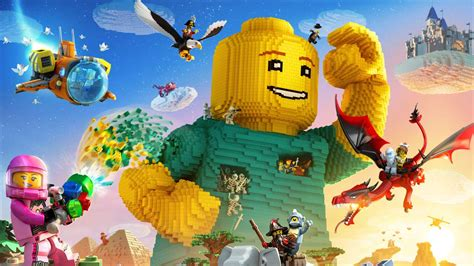 lego worlds ps4 xbox one nintendo switch codes tips guide unofficial books lego worlds comes out of early access heads to ps4 and